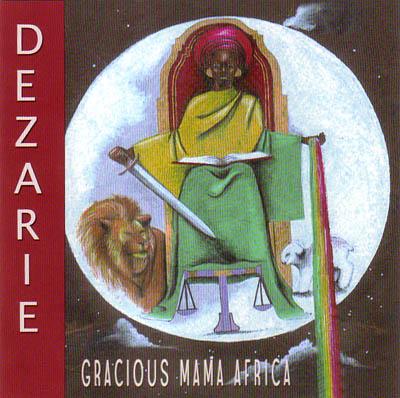 Dezarie-GraciousMamaAfrica dans Dezarie